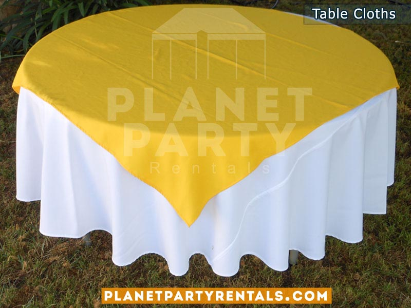 Table Cloths Round Colors Linen Als Burlap Runner Wedding