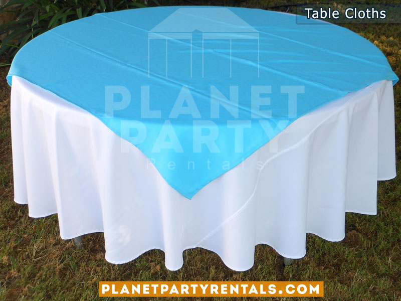 Table Cloths | Round Table Cloths | Colors | Linen Rentals