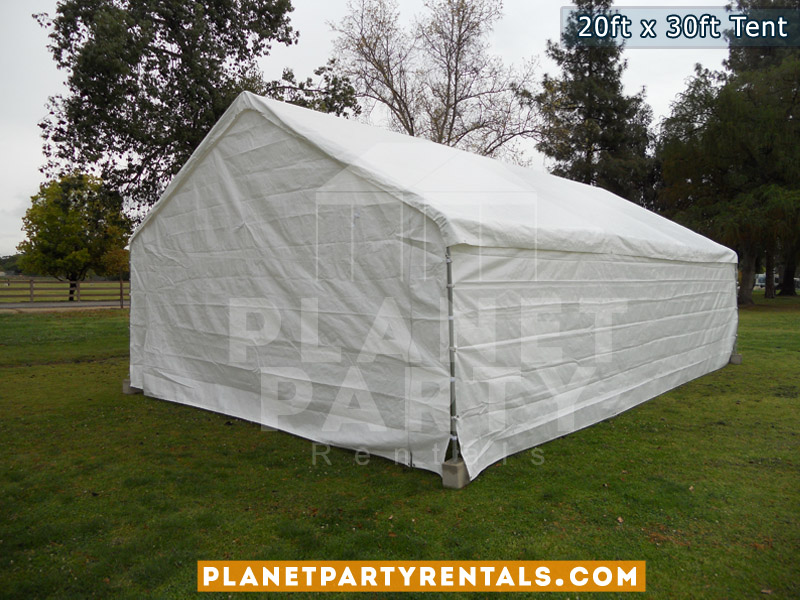 White Canopy/Tent for Renta - Tables Chairs - San Fernando Valley