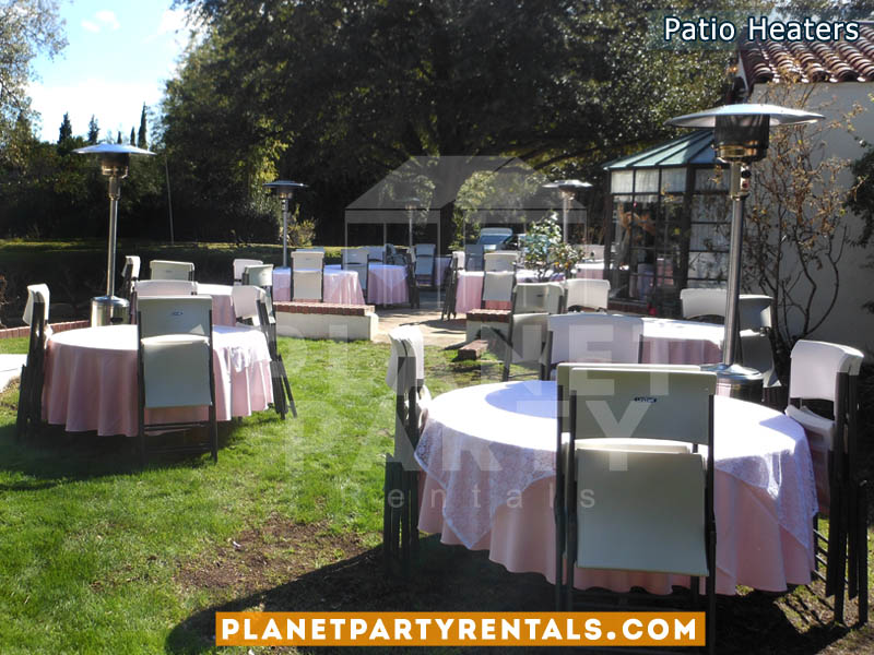 Patio Heater Rentals | Heater Rentals San Fernando Valley