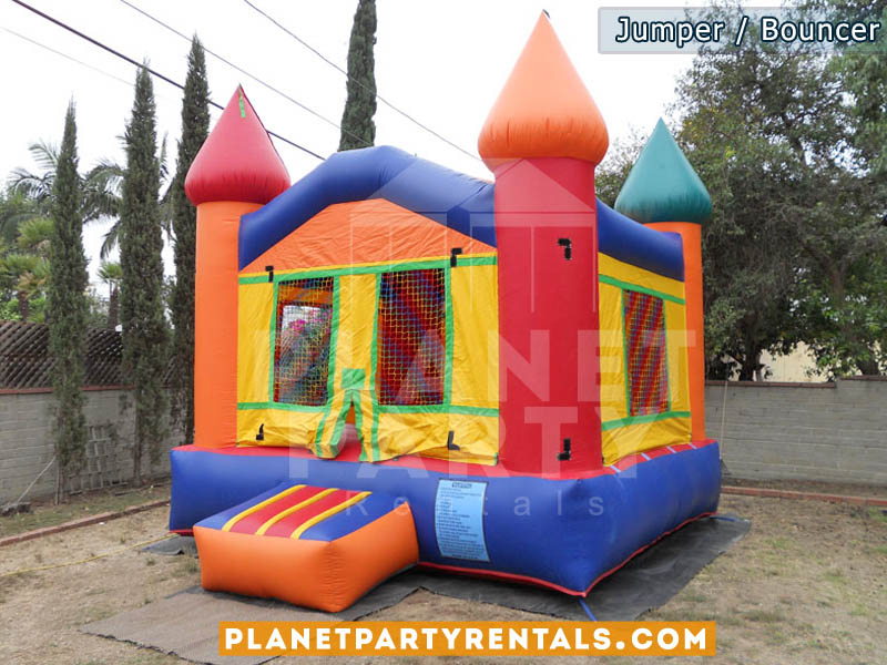 Jumper Bouncer Rentals | San Fernando Valley | Party Rentals | SFV | LA