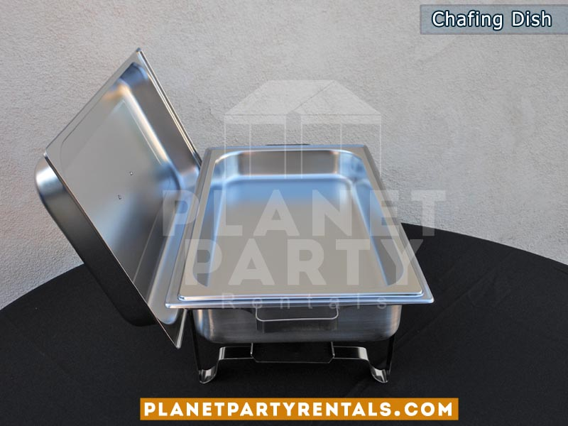 Food Warmer Rentals ~ Chafing dishes heat warming plates rentals qt