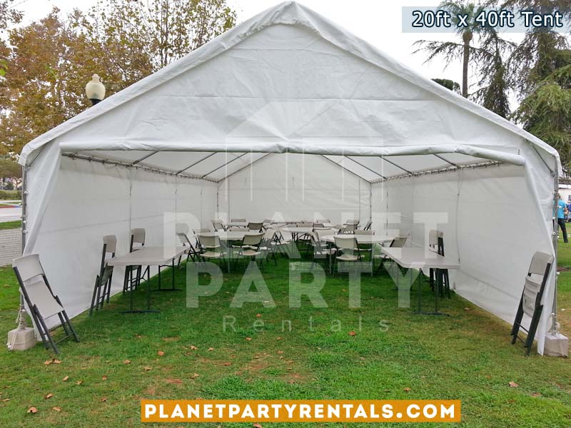 Party Tent for Large events - 20x40 Tent